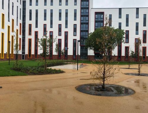 Greenbank Student Accommodation (Block F & G)